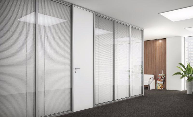 Офисные двери и перегородки: выбираем правильно