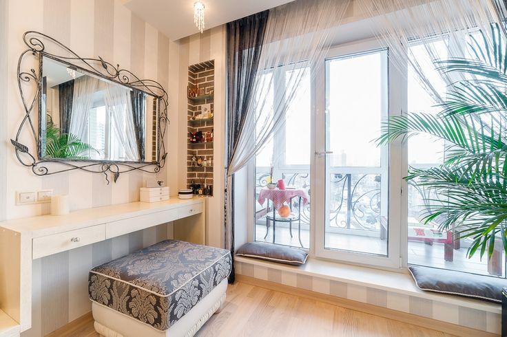 Французские окна в доме и квартире. 19 блестящих идей с фото.