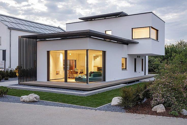 Остекление фасада дома. Как сделать так, чтобы Ваш дом отличался от дома вашего соседа.