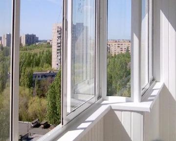 Алюминивые раздвижные окна