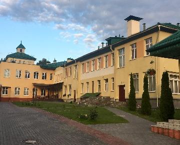 Дом ребенка в Гродно. Фото.