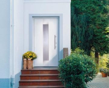 Двери ПВХ для коттеджей
