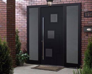 Двери входные нестандартные