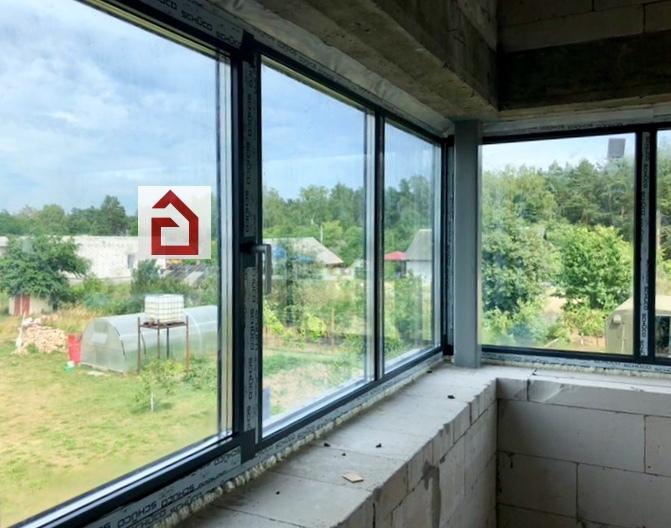 Панорамные окна Шюко в Гродно