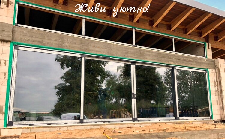 Панорамные окна в Гродно
