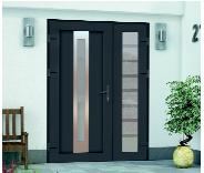 Дверь из ПВХ в Гродно под заказ