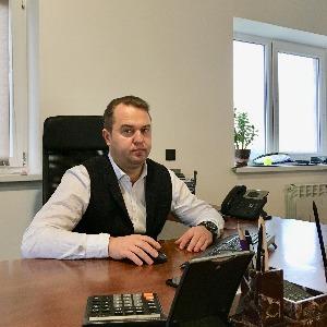 Сергей Демьянёнок, руководитель компании Уютный Евродом