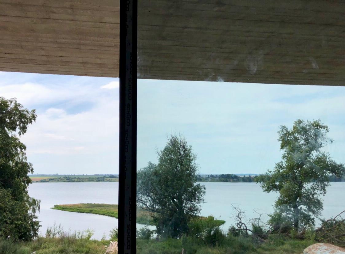 Панорамные окна с красивым видом